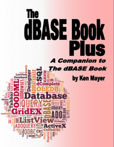 The dBASE Book Plus Cover